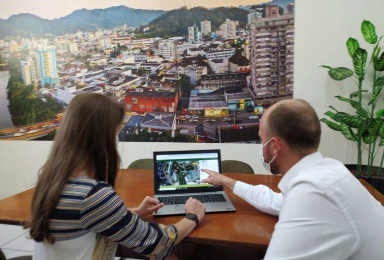 Geo Portal, da Prefeitura de Jaraguá, alcança mais de 600 consultas diárias