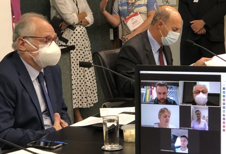 Caropreso segue presidente da Comissão de Defesa dos Direitos da Pessoa com Deficiênciana Alesc