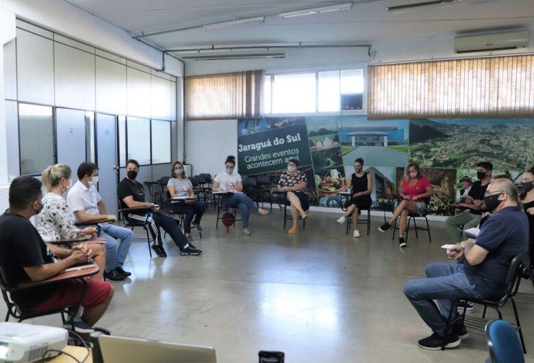 Secretaria anuncia a retomada gradativa de atividades culturais em Jaraguá