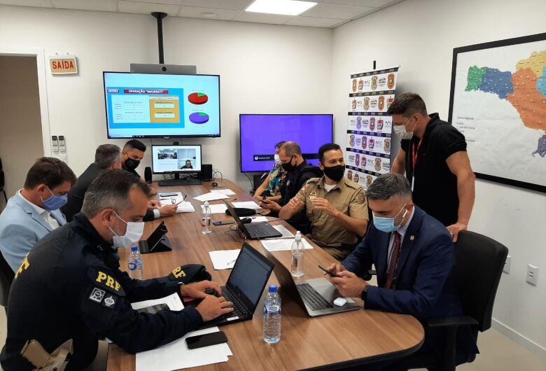 GAECO deflagra operação de combate à facção criminosa em SC