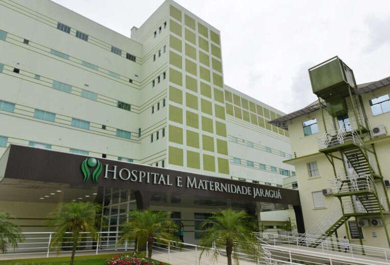 Hospital Jaraguá contrata profissionais em diversas  áreas
