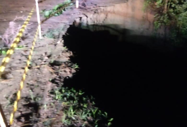 Chuva prejudicou estradas em todo o interior de Corupá, afirma Prefeitura