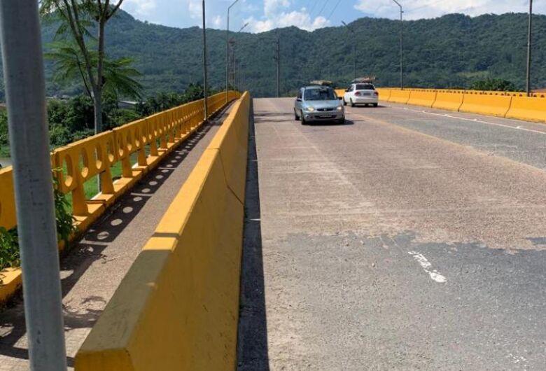 Ponte do Trabalhador será interditada para reparos