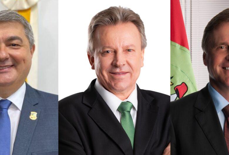 Lunelli, Maldaner e Berger vão disputar prévia do MDB ao governo do Estado