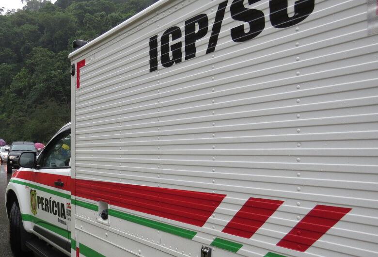 Ciclista morre em acidente na BR 280, em Guaramirim