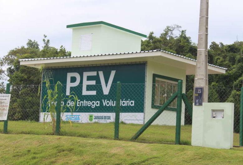 PEV de Jaraguá terá atendimento suspenso neste sábado