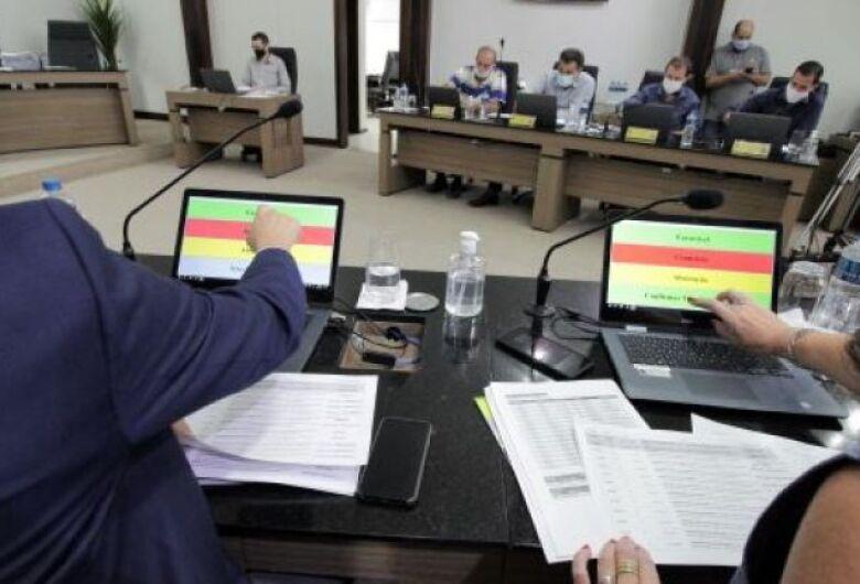 Sessão Extraordinária vai votar recursos para abrir leitos de UTI contra covid-19 em Jaraguá