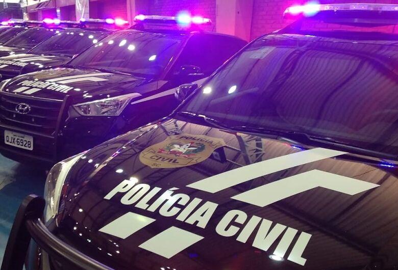 Foragido da Justiça do Paraná por tráfico de drogas é preso em Jaraguá