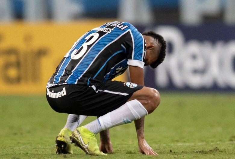 Grêmio perde outra vez para Del Valle e dá adeus à Libertadores