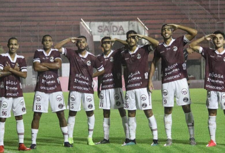 Juventus enfrenta o Marcílio Dias nesta quarta em Jaraguá