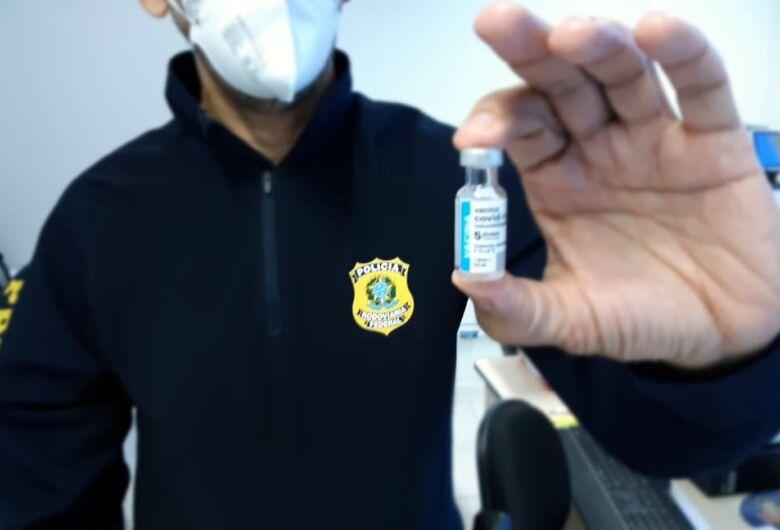 PRFs começam a receber vacinação contra a COVID-19 em SC