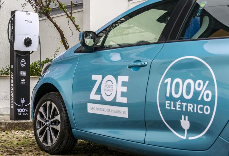 Renault, WEG e EDP fazem parceria para expandir estações de recarga para veículos elétricos