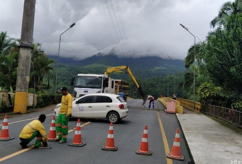 Ponte do Trabalhador será liberada no final da tarde desta quinta
