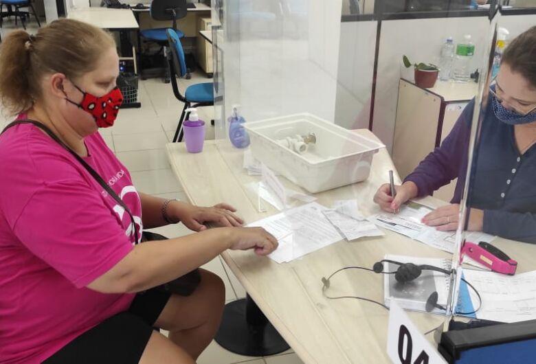 Chamadas telefônicas lideram o ranking de contatos para o Samae