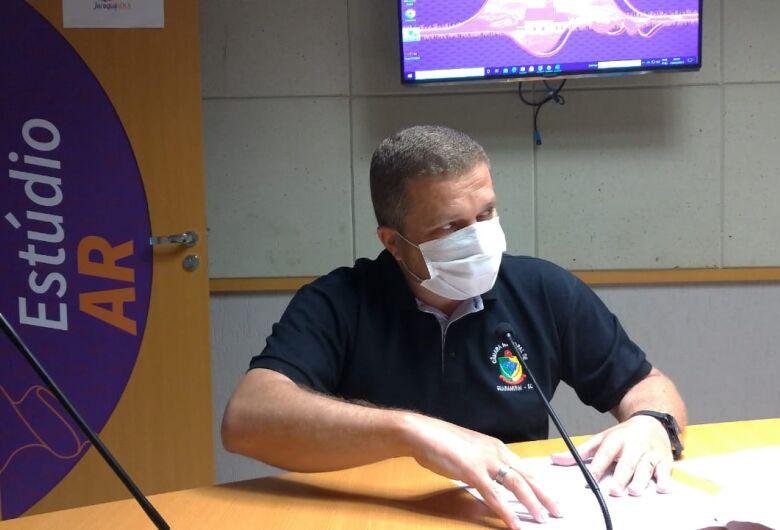 Presidente da Câmara de Guaramirim avalia os 100 dias à frente do Poder Legislativo