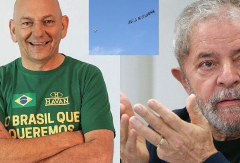 Luciano Hang pede que audiência com ex-presidente Lula seja presencial
