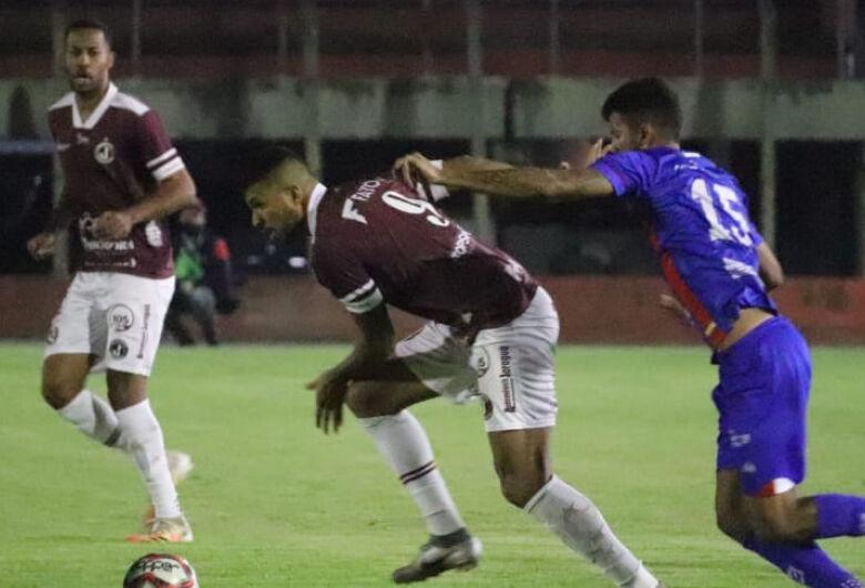 Juventus perde para o Marcílio Dias e está fora do Catarinense
