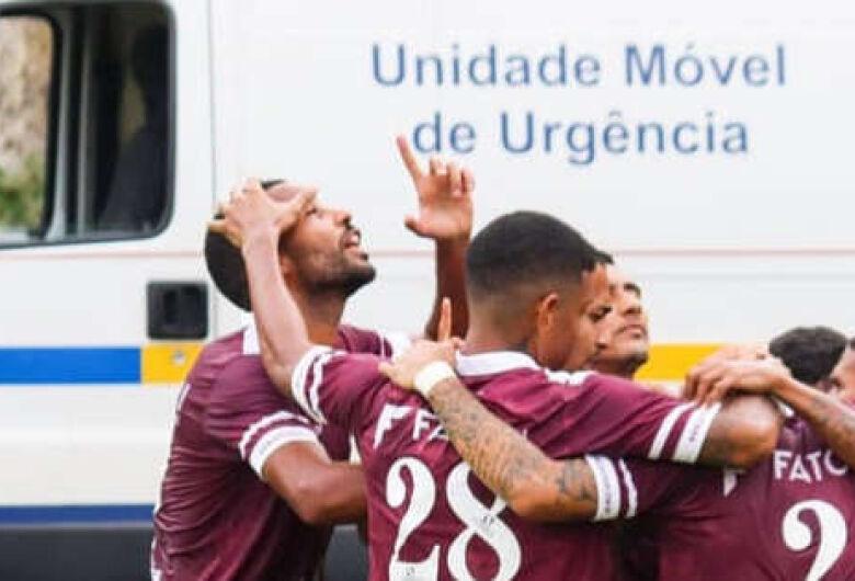 Juventus encara o Concórdia nesta quarta pelo Catarinense
