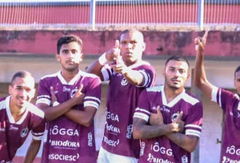 Juventus enfrenta o Marcílio Dias neste sábado em Jaraguá