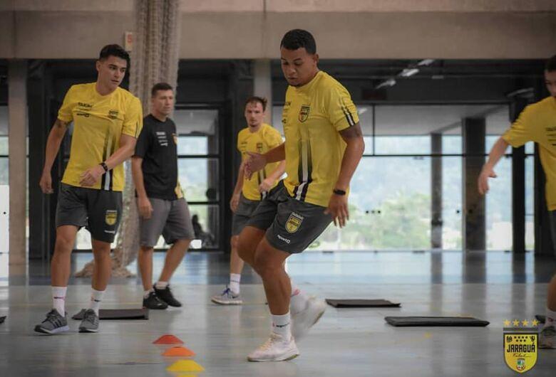 Jaraguá Futsal estreia na Liga Nacional neste sábado