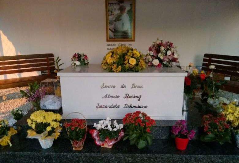 Celebrações marcam os 15 anos da morte de Padre Aloísio Boeing