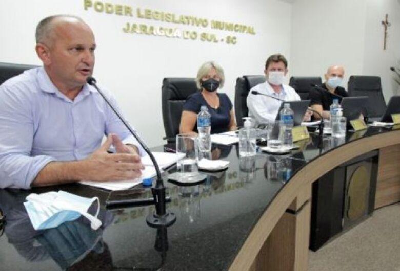 Audiência pública vai debater tratamentos e protocolos médicos contra Covid-19 em Jaraguá