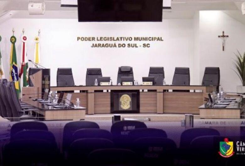 Legislativo jaraguaense completa 85 anos nesta quarta
