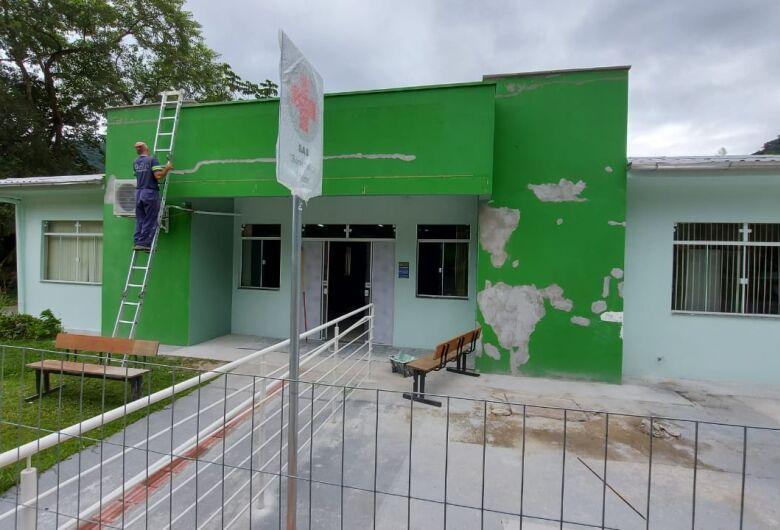 Projeto garante conclusão das obras em unidades de saúde de Jaraguá