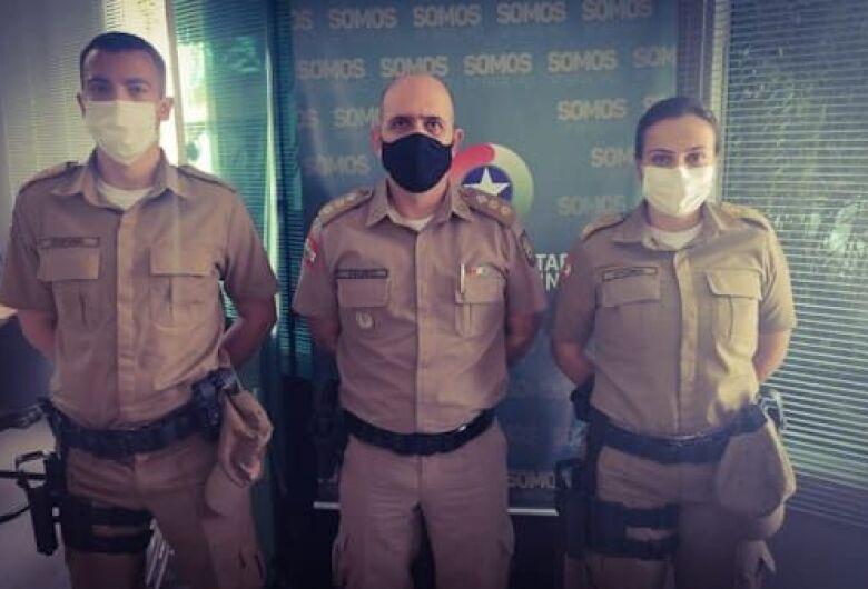 Cadetes da Polícia Militar realizam Estágio Operacional no 14º Batalhão