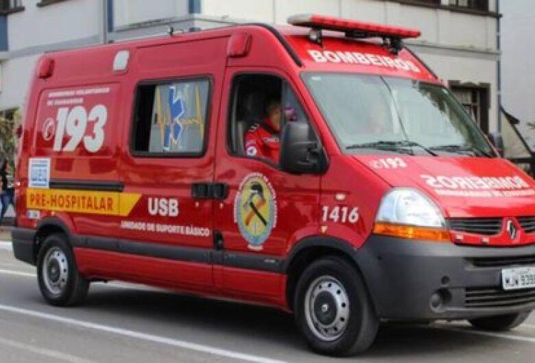 Pedestre é atropelada na BR-280, em Guaramirim