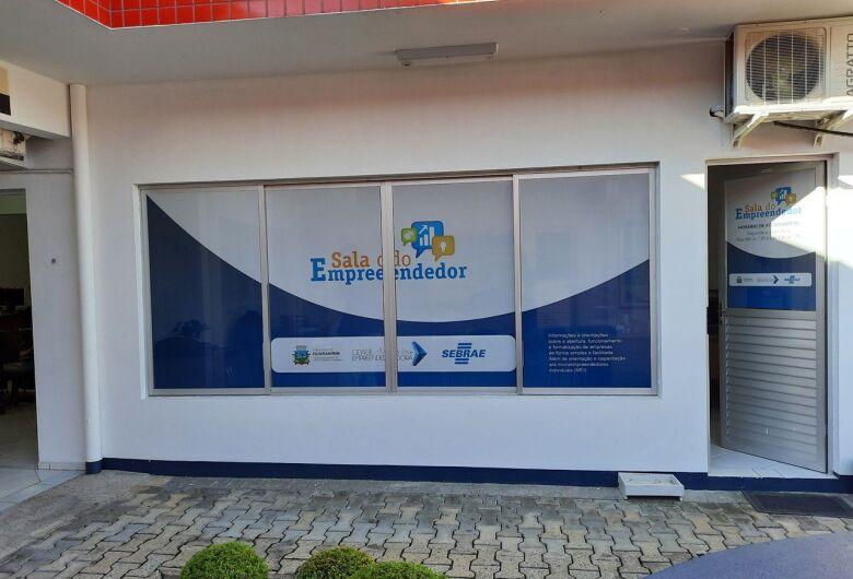 Sala do Empreendedor de Guaramirim será aberta nesta semana
