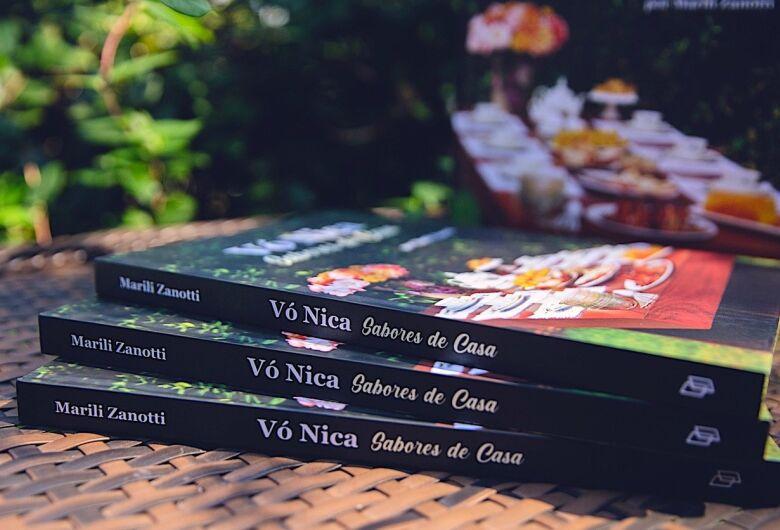Com renda revertida para a AMA, livro Vó Nica  Sabores de Casa ganha segunda edição