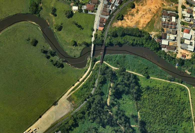 Jaraguá do Sul e Guaramirim voltam a tratar da ponte da Zanotti