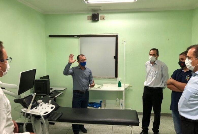 Lunelli faz doação para ajudar unidades hospitalares de Guaramirim e Corupá
