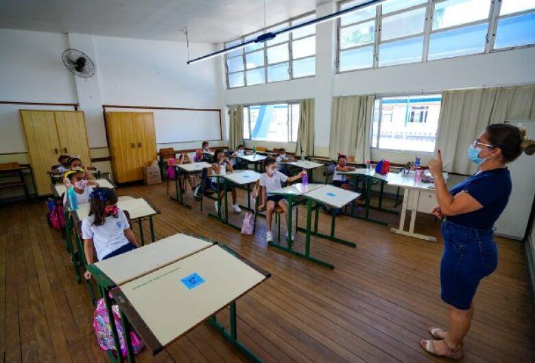 Estado define data para início da vacinação contra a covid de professores