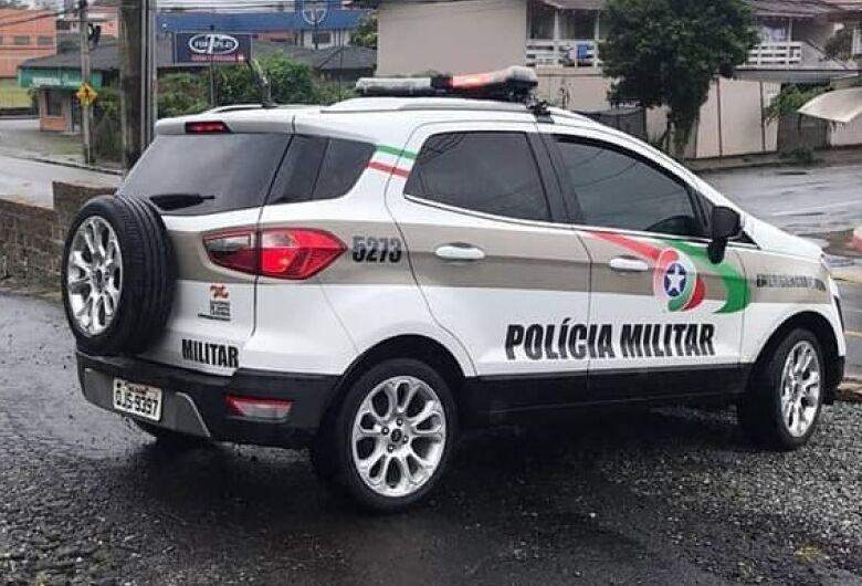 Jovem é preso por ato infracional em Guaramirim