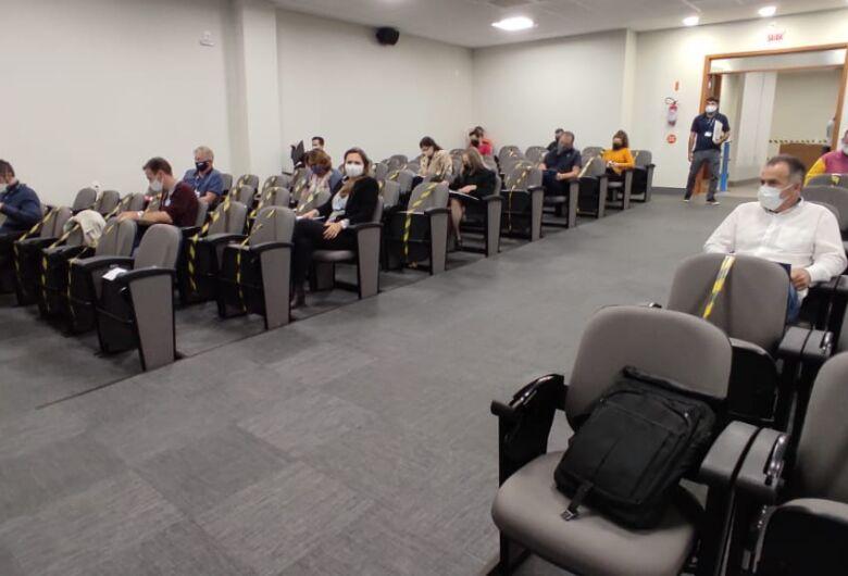 Conferência aprova metas para o saneamento básico em Jaraguá