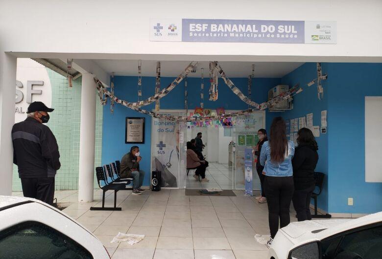 Dia D de vacinação contra a gripe contabiliza 406 vacinas aplicadas em Guaramirim