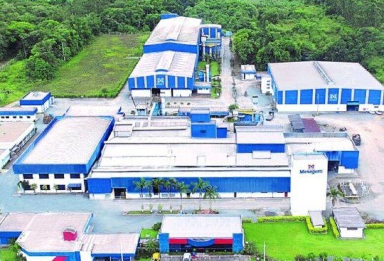 Após venda de fábrica em Schroeder, Menegotti divulga nota