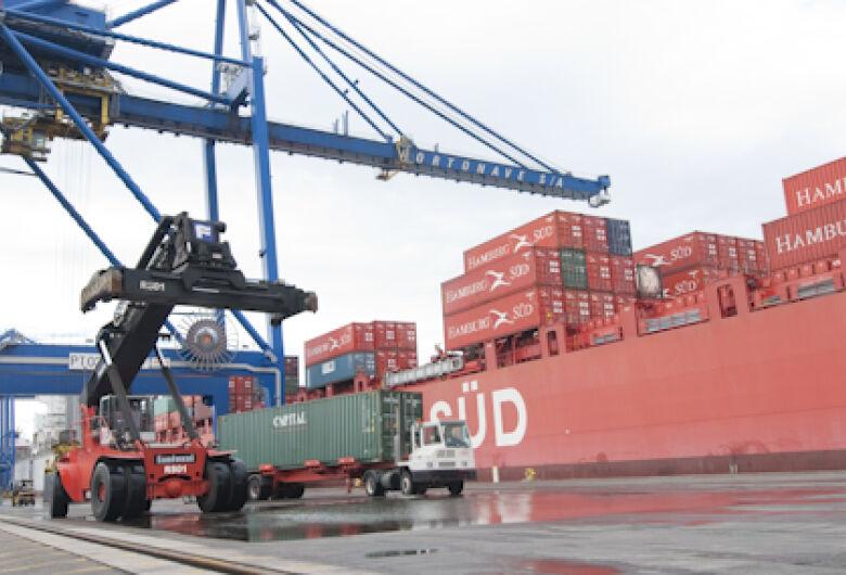 Exportação de SC cresce 36,3% em maio