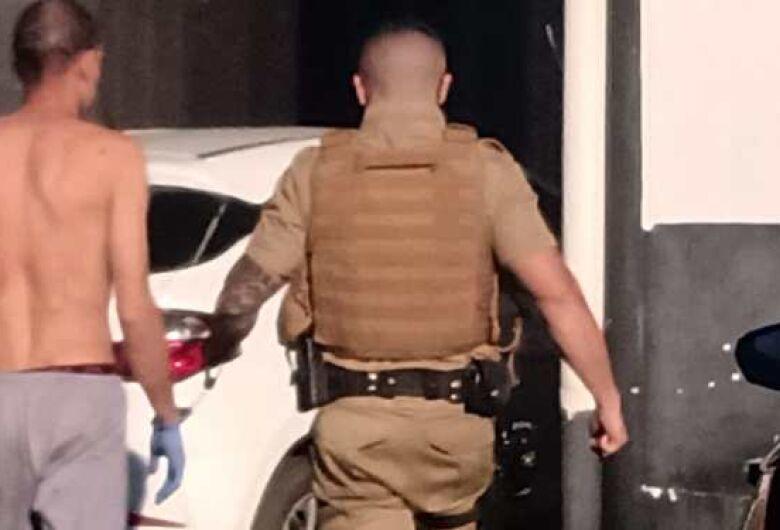 Suspeito de matar menina em Guaramirim é interrogado