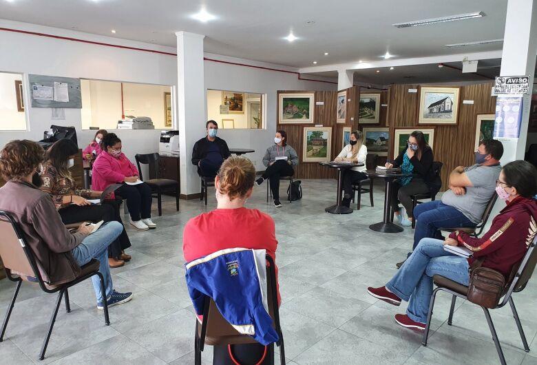 Conselho de Cultura inicia conversas sobre o Plano Municipal de Cultura em Guaramirim