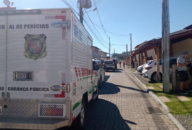 Menina de cinco anos é morta em Guaramirim