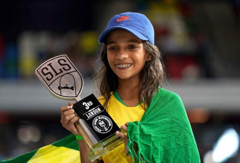 Com nova modalidade incluída, brasileira será a mais jovem representante do país nas Olimpíadas