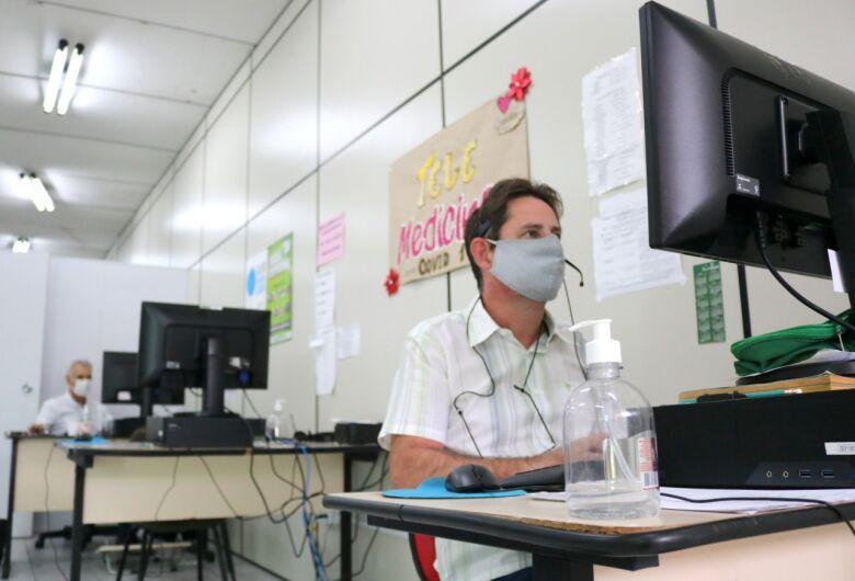 Covid-19: Central de Orientação já monitorou mais de 250 mil pessoas