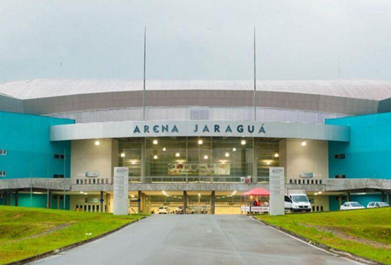 Jogo entre Jaraguá Futsal e Umuarama é cancelado