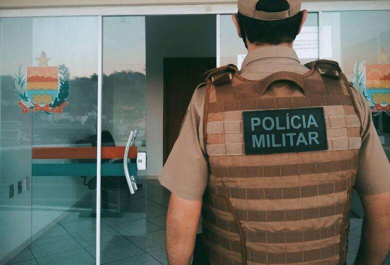 Homem é preso após furto em estabelecimento no Vila Nova