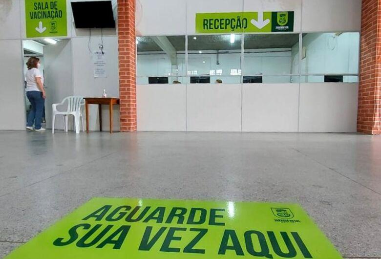 Central de Vacinas Covid de Jaraguá estará fechada no domingo (1)