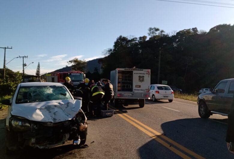 Motociclista morre em acidente na rodovia do Arroz