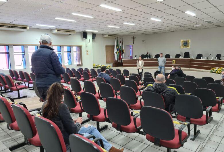 Guaramirim sedia reunião sobre Circuito de Cicloturismo do Vale dos Encantos